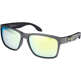 Rudy Project Spinhawk Okulary rowerowe, neo camo pyombo - rp optics multilaser lime